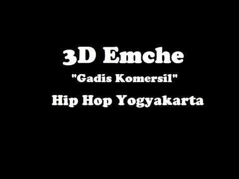 3D Emche - Gadis Komersil