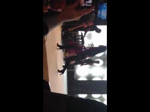 Nicole of Pussycat Dolls on Emirates NBD Gala Party@Dubai W