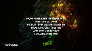 Leslie Grace - Call the Shots Lyrics