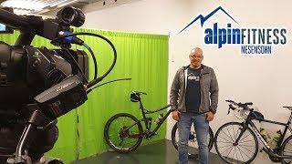 """Die richtige """"Vorbereitung und Ausrüstung zum Start in die Bike-Saison"""" auf DREI SCHWESTERN TV"""
