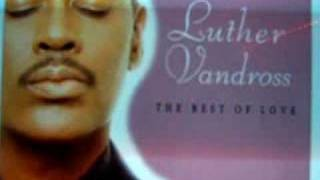 Luther Vandross-One Night With You ( 1997 )