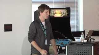 Shay Howe: HTML5 Semantics session