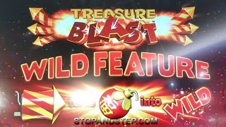 Treasure Blast New William Hill £500 Slot Machine - £30 Fortune Spins(, 2016-07-15T08:27:37.000Z)