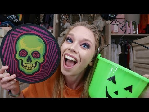 This Year's Halloween Treat Bags Are Going to be EPIC! - Treat Bag Haul!