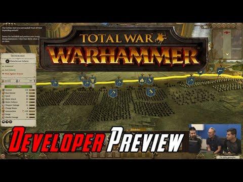 AngryJoe Previews Total War: Warhammer!