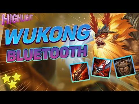 DTCL Highlight Wukong Bluetooth 1 vs 9 | Ngài Xin Nhẹ Cái TOP 1 - Đấu Trường Chân Lý