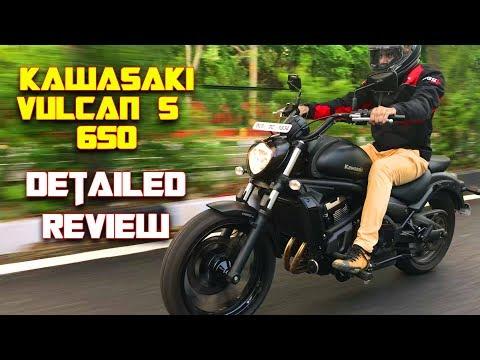 2018 Kawasaki Vulcan S - Detailed Review   Autowonderz