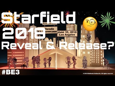 Bethesda's Starfield Could Finally Be Announced At E3 This Year