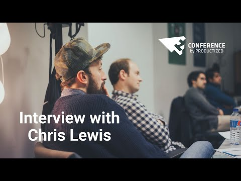 #JTBD Interview with Chris Lewis