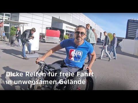 DESINO - Innovatives Rollstuhlzubehör