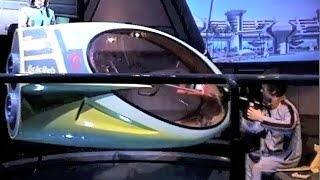 Disney Epcot Horizons - Complete POV Ride (1992)