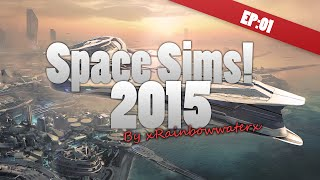 News: Best Upcoming Space Games!!!! EP:1