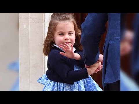 Princess Charlotte is first British royal girl to keep her place in line to the throne