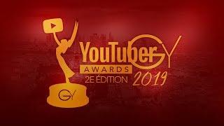 YOUTUBER AWARDS 2019