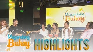 Magandang Buhay: Friends reveal each other's traits
