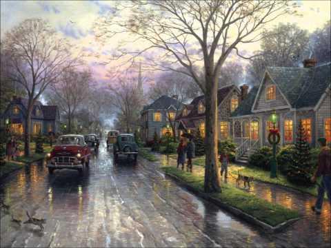 Merry Christmas - Thomas Kinkade Christmas Collection