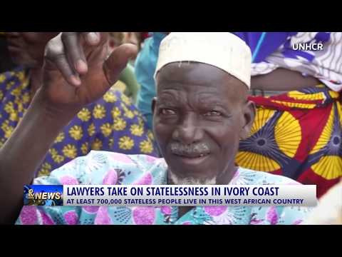 LAWYERS TAKE ON STATELESSNESS IN IVORY COAST