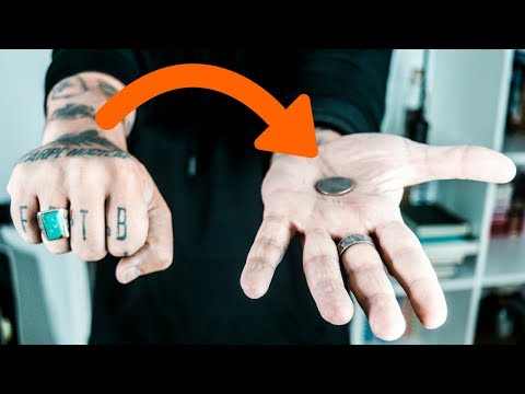 WHICH HAND is the COIN in?! - Learn How to Find it with Body Language!!