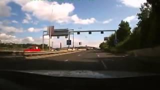 Course poursuite hallucinante Police VS Moto - iSheep.fr