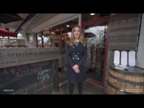 SMWS at Fets Whisky Kitchen - YouTube