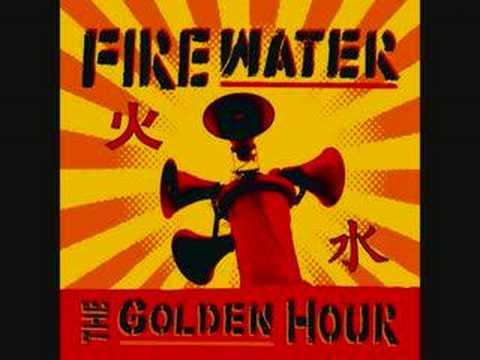 Firewater - Three Legged Dog