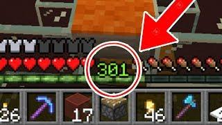La mayor cantidad de EXPERIENCIA en Minecraft Survival