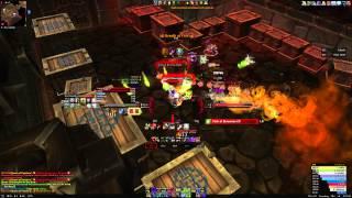 SoO 10m Heroic Spoils kill - Blood DK PoV