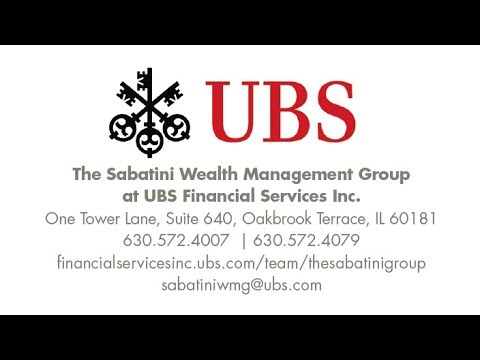 Sabatini Wealth Management Group at UBS Financial Services in Chicago