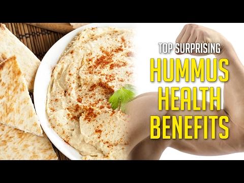Top Surprising Hummus Health Benefits