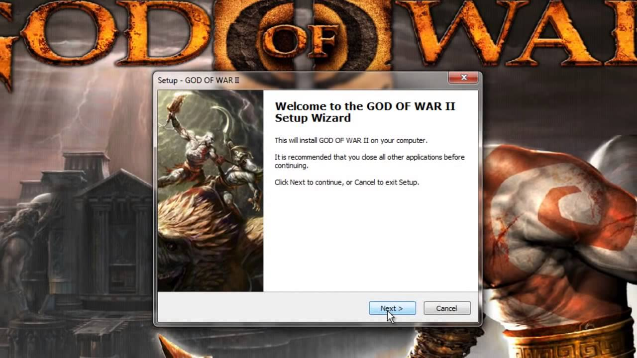 تحميل لعبة god of war 3 ps2 برابط واحد