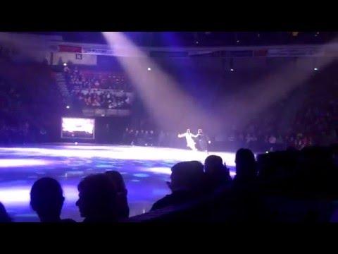 Tessa Virtue and Scott Moir (Stars on Ice) - Halifax Metro Center (April 27, 2012)