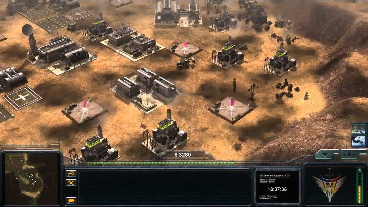 command and conquer generals zero hour online patch