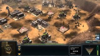 C&C Generals: Zero Hour Enhanced Mod  NATO Air Force General Gameplay
