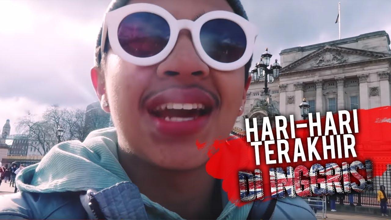 HARI-HARI TERAKHIR DI INGGRIS! BABAS HARUS KEMBALI LAGI!!!
