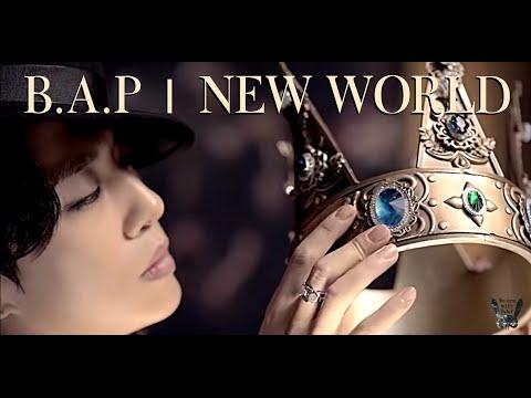 【MV】B.A.P「NEW WORLD」- FMV