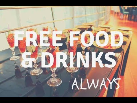 (TRAVEL HACK) HOW TO GET FREE FOOD & DRINKS AT ANY AIRPORT IN INDIA!!