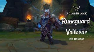 Runeguard Volibear 2020 (Pre-Release)