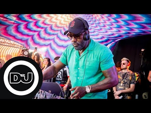 Idris Elba LIVE from Elrow London Mp3