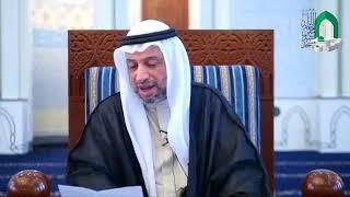 السيد مصطفى الزلزلة - دعاء الأمام  الصادق عليه السلام لزوار الإمام الحسين عليه السلام والباكين عليه