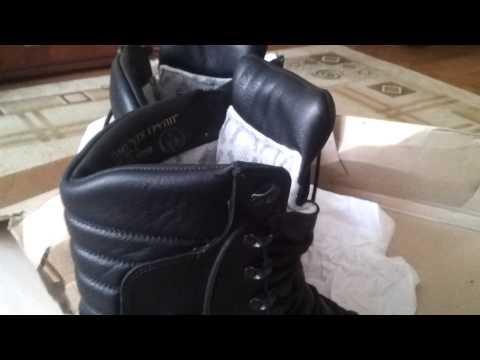 отзыв зимние ботинки БТК групп rmtk 5050