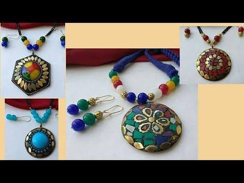 traditional handmade jewelry setlatest jewelry designs