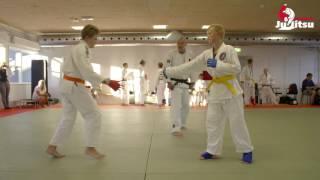 Jujitsu for børn (uge 36)