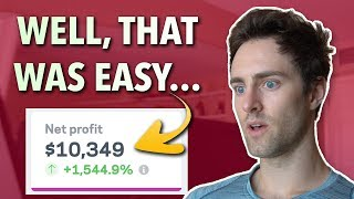 How I Started a $10k per Month PROFIT Business in 20 Days Working only 2 Hours Per Week (NEW TREND)