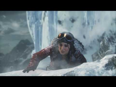 Rise of the Tomb Raider Part 1