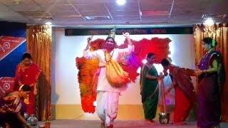 Vasudev Aala ho Vasudev Aala.... Performance by Yogini Sonwane @MCS, Bahrain-2014