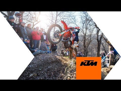 Cody Webb and the 2018 KTM 250 XC-W TPI | KTM