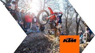 Cody Webb and the 2018 KTM 250 XC-W TPI | KTM