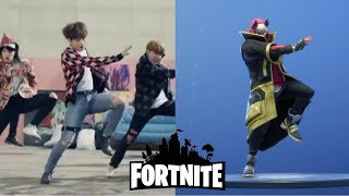 Smooth Moves In Real Life? - Fortnite Battle Royale