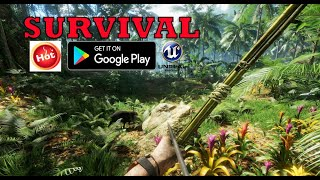 TOP 25 SURVIVAL GAMES HIGH GRAPHICS ON ANDROID -IOS 2020