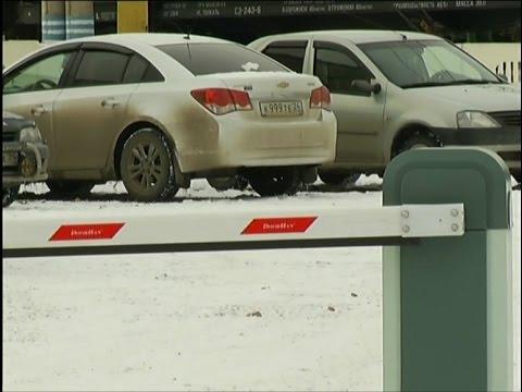 На станции Красноярск-Северный открыли парковку для пассажиров электричек